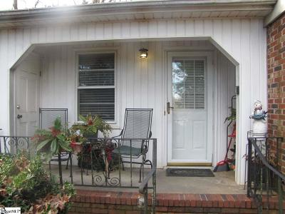 Easley Single Family Home For Sale: 224 Woodberry