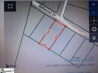 Taylors Residential Lots & Land For Sale: Bellwood