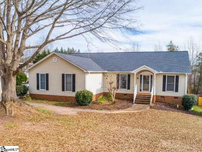 Travelers Rest Single Family Home For Sale: 109 Newkirk