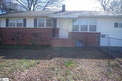 Greenville Single Family Home For Sale: 701 S Texas
