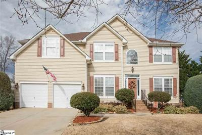 Simpsonville Single Family Home For Auction: 29 Redglobe
