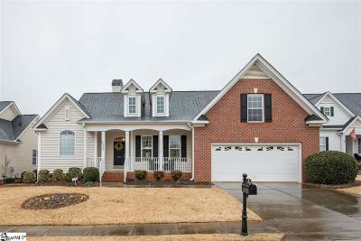 Greer Single Family Home Contingency Contract: 216 Medford