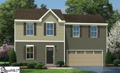 Greenville Single Family Home For Sale: 224 Torrington