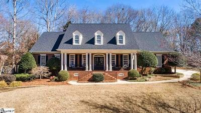 Simpsonville Single Family Home For Sale: 219 Walnut Trace