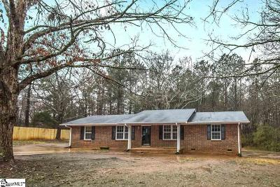 Anderson Single Family Home For Sale: 300 Bickford
