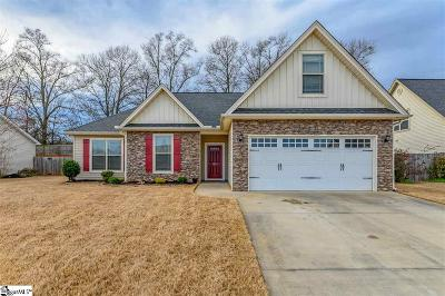 Piedmont Single Family Home Contingency Contract: 1021 Blythwood