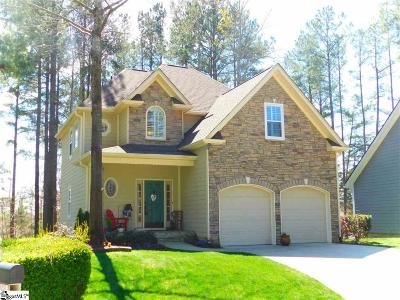 Travelers Rest Single Family Home For Sale: 308 Meadow Tree