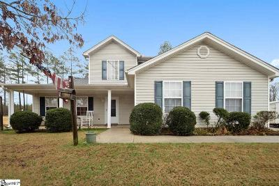 Single Family Home For Sale: 111 Soliel