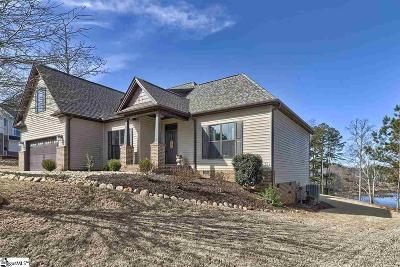 Piedmont Single Family Home Contingency Contract: 157 Mountain Lake