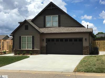 Single Family Home For Sale: 716 Wynborne #Lot 33