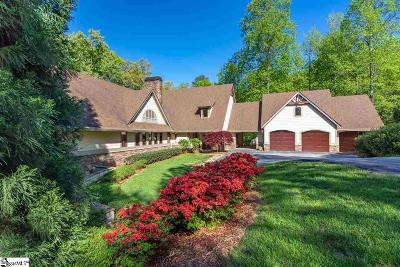 The Cliffs At Glassy, The Cliffs At Keowee, The Cliffs At Keowee Falls, The Cliffs At Keowee Falls North, The Cliffs At Keowee Falls South, The Cliffs At Keowee Springs, The Cliffs At Keowee Vineyards, The Cliffs At Mountain Park, Cliffs Valley Single Family Home For Sale: 315 Mountain Summit