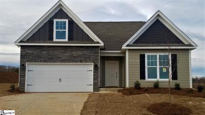 Single Family Home For Sale: 277 Braselton #Lot 49