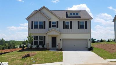 Single Family Home For Sale: 278 Braselton #Lot 3