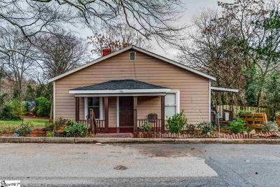 Single Family Home For Sale: 226 Morrow