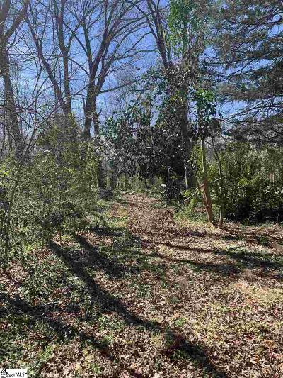 Spartanburg Residential Lots & Land For Sale: Rosewood