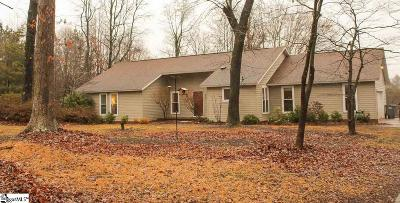 Greenville Single Family Home Contingency Contract: 220 Crestwood