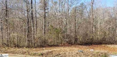 Greer Residential Lots & Land For Sale: 221 Saddle Creek