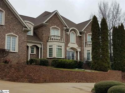 Simpsonville Single Family Home For Sale: 200 Powers Garden