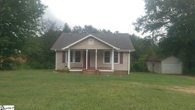 Travelers Rest Single Family Home For Sale: 25 Enoree