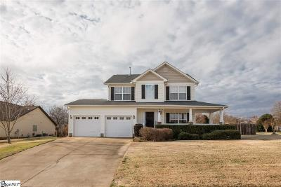 Woodlands At Walnut Cove Single Family Home For Sale: 100 Nopal