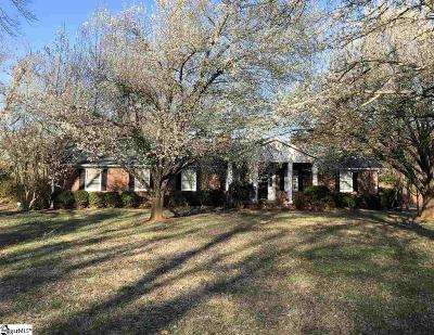 Piedmont Single Family Home Contingency Contract: 126 Childers