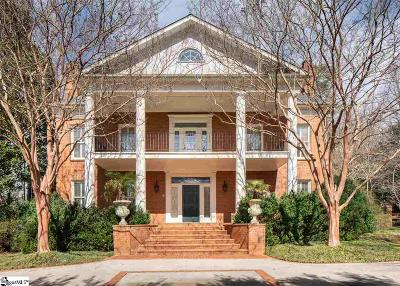 Greer Single Family Home For Sale: 118 Tuscany