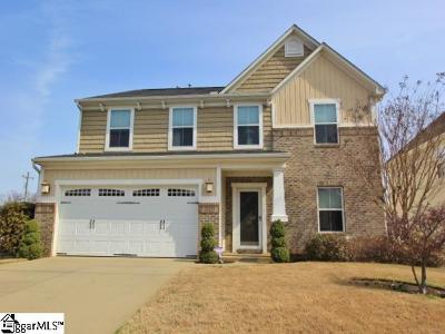 Greenville Single Family Home For Sale: 101 Rivanna