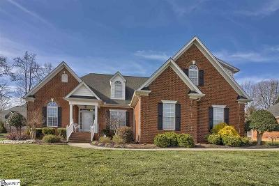 Easley Single Family Home Contingency Contract: 710 Wexford
