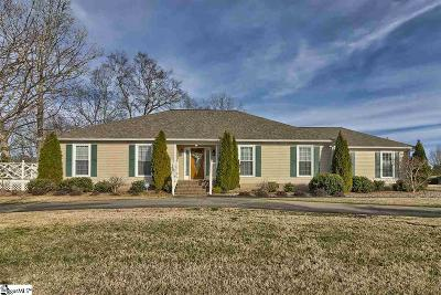 Easley Single Family Home Contingency Contract: 103 Pine Ridge