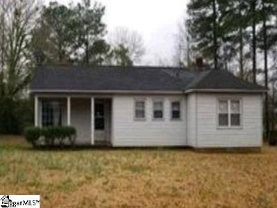 Single Family Home For Sale: 305 Lanham