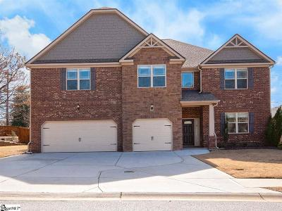 Greer Single Family Home For Sale: 116 Downey Hill