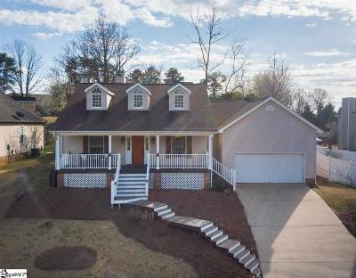 Greenville Single Family Home Contingency Contract: 12 Springhouse