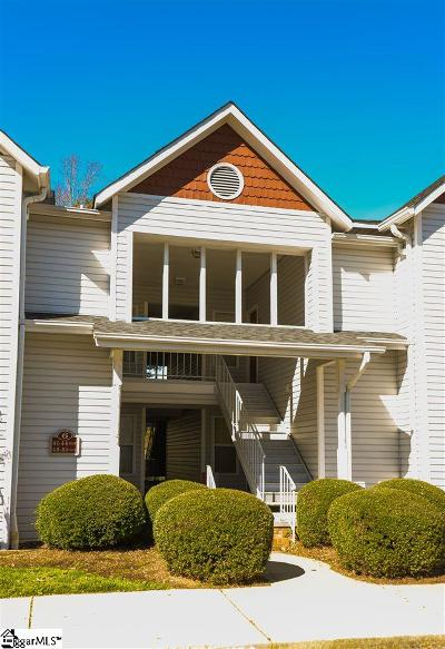 Taylors Condo/Townhouse Contingency Contract: 4614 Old Spartanburg #Unit 45