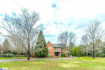 Greenville Single Family Home For Sale: 324 E Parkins Mill