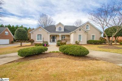 Easley Single Family Home For Sale: 737 Shefwood