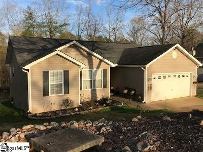 Greer Single Family Home Contingency Contract: 340 E Celestial
