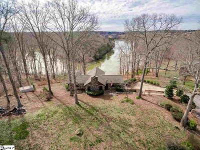 Inman Single Family Home For Sale: 153 Timberlake