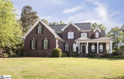 Greer Single Family Home For Sale: 202 Goldenstar