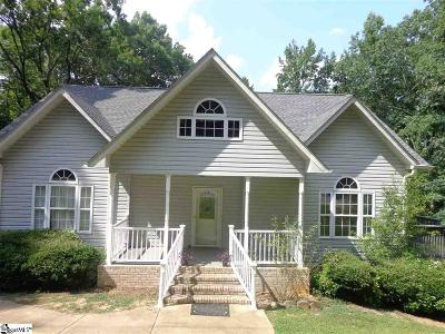 Travelers Rest Single Family Home For Sale: 207 Laconia