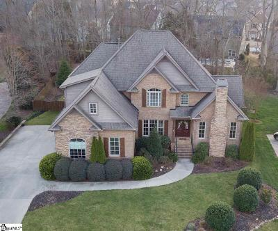 Simpsonville Single Family Home Contingency Contract: 20 Allegheny
