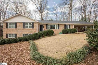 Taylors Single Family Home Contingency Contract: 404 Holly