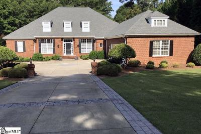 Spartanburg Single Family Home For Sale: 920 Thomas