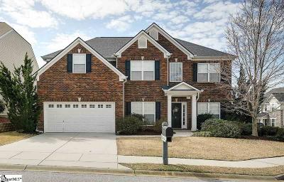 Greenville Single Family Home Contingency Contract: 2 Rivanna