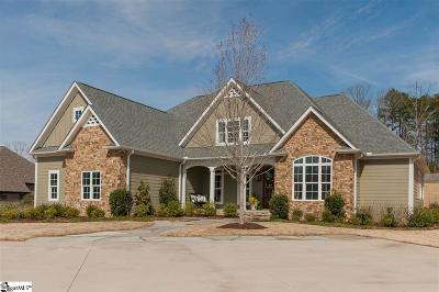 Greenville County Single Family Home Contingency Contract: 112 Rivertrail