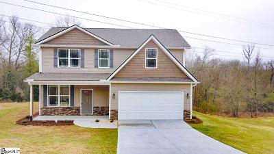 Simpsonville SC Single Family Home For Sale: $259,900