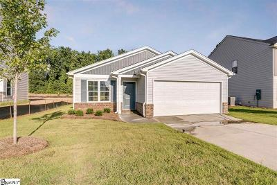 Anderson Single Family Home For Sale: 121 Traditions