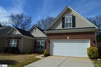 Greer Single Family Home Contingency Contract: 418 Grafton