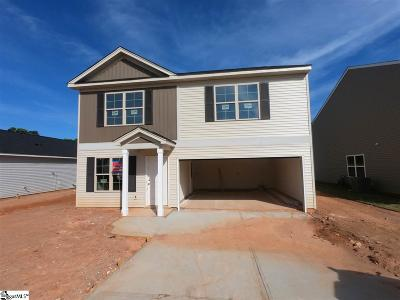 Anderson Single Family Home For Sale: 123 Traditions