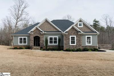 Inman Single Family Home For Sale: 540 Harvest Time