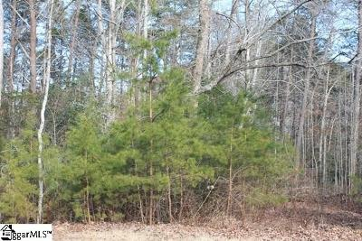 Travelers Rest Residential Lots & Land For Sale: 105 Valley Lake